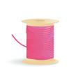 spool of thread vector image vector image