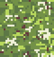 camouflage military background in pixel style