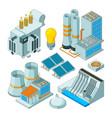 electrical equipment watt electricity lighting vector image vector image