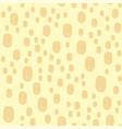 hand drawn fingerprints pattern finger-print vector image