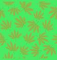 marijuana vector image