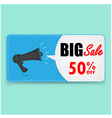 Super Sale background template vector image vector image