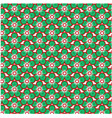 seamless chinese vintage pattern vector image