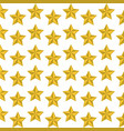 stars background pattern vector image