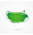 Abstract background Colorful paint banner vector image vector image
