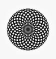 Abstract circular 0013
