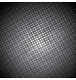 abstract grey halftone background vector image vector image