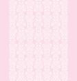 Elegant white flowers pattern textured pink