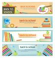 Back to school banners vector | Price: 3 Credits (USD $3)