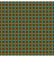 circles squares vector image