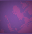 lilac grunge background vector image vector image