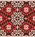 navajo style ethnic pattern vector image vector image