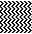 vertical zigzag chevron seamless pattern vector image vector image
