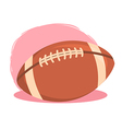 American Football Rugby Ball