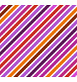 violet abstract striped background colorful line vector image vector image