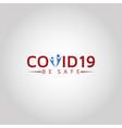 covid19 corona virus logo style free