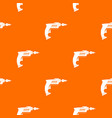 drill pattern seamless vector image vector image