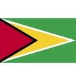 Guyana flag image vector image vector image