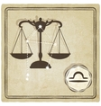Astrological sign - libra