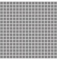 black squares on white vector image vector image