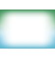 Emerald Water Copyspace Background vector image vector image