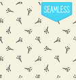 seamless pattern of easy vector image