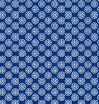 seamless ship wheel pattern vector image vector image