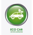 eco car design vector image vector image