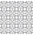 linear geometrical mosaic pattern seamless vector image vector image