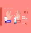 rheumatoid arthritis sickness landing page
