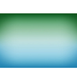 Emerald Water Gradient Background vector image