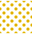 design coin pattern seamless vector image vector image