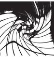 Broken Grunge Grid vector image vector image