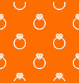 ring lgbt pattern seamless vector image vector image