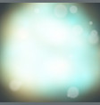 soft colored abstract background vintage lights vector image vector image