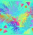 creative gradient seamless pattern vector image