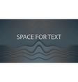 Space for text widescreen vector image vector image