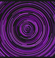 abstract psychedelic background from concentric vector image vector image