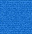 Maze tile vector image