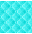 turquoise pattern vector image vector image
