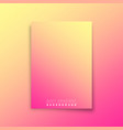 abstract background with soft gradient texture vector image