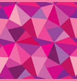 abstract seamless pattern geometric mosaic vector image