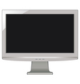 lcd screen vector image