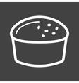 Scone Bread vector image vector image