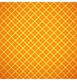 Baby different seamless pattern Orange and vector image vector image