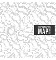 topographic map contour lines texture seamless vector image