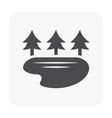 water resource icon vector image vector image