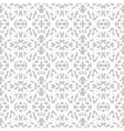Elegant pattern in art deco style vector image vector image