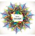 Colorful abstract background EPS10 vector image vector image