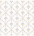 french shabby chic damask texture vector image vector image